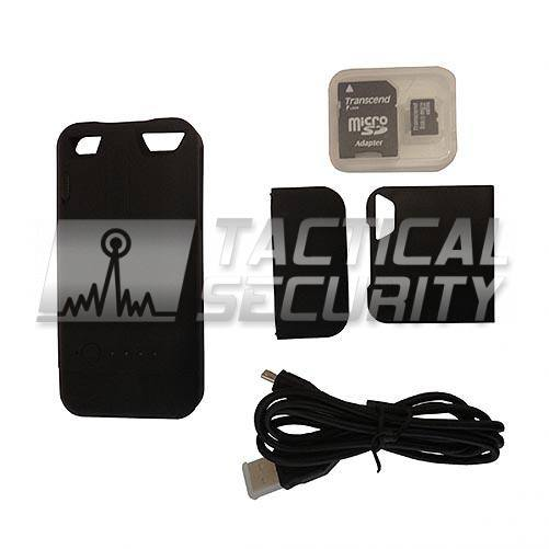 Funda iPhone 5 DVR accesorios