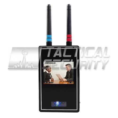 Mini Interceptor de Video Wireless 6 Ghz