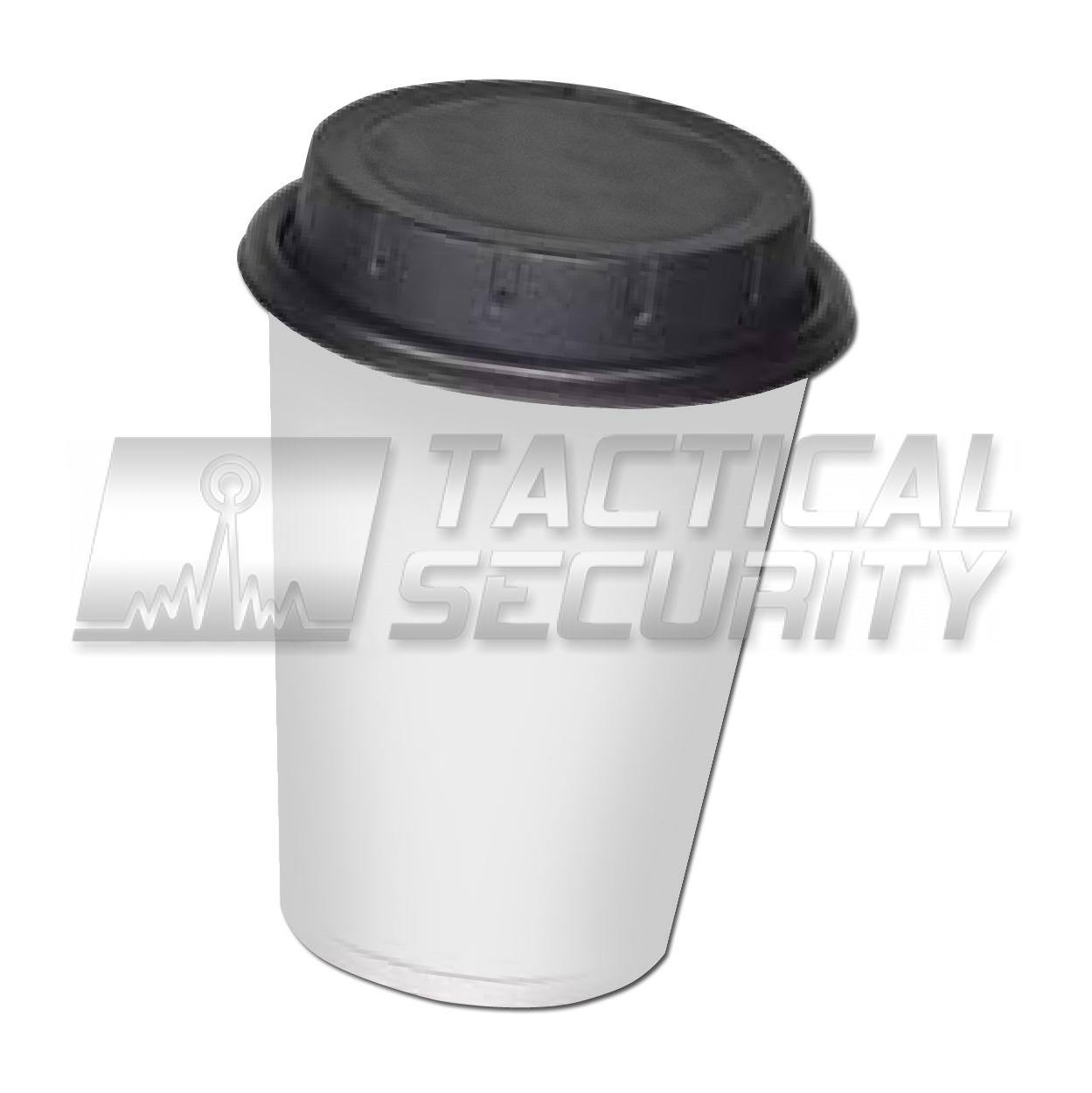Tapa de Vaso DVR HD costado