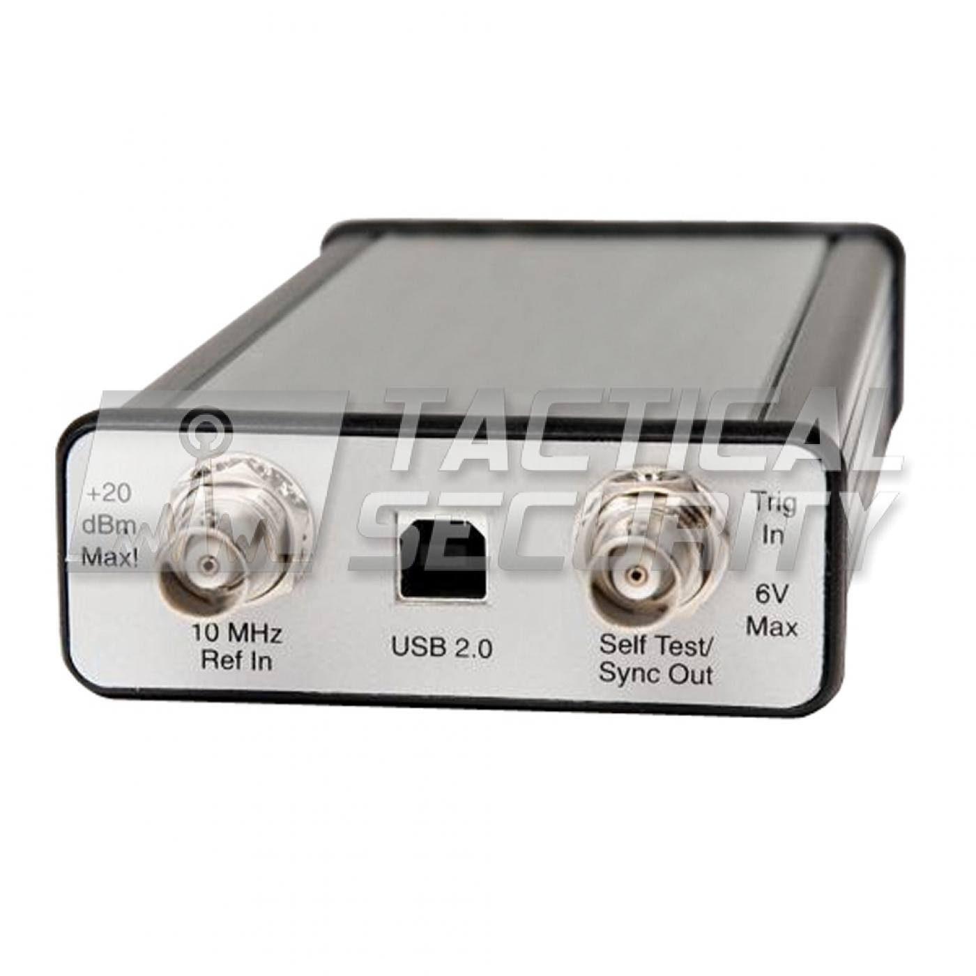 Analizador de Espectro USB 12.4Ghz antenas