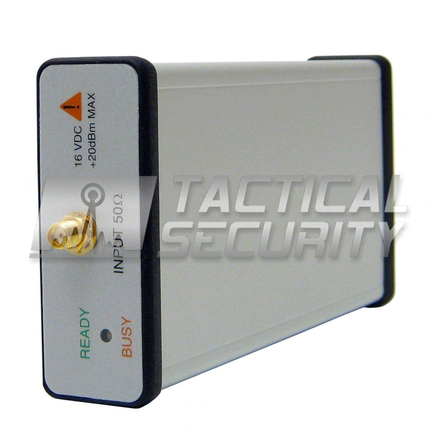 Analizador de Espectro USB 12.4Ghz enchufe