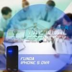 Funda iPhone 5 DVR uso